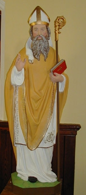 St Mel - Bishop of Ardagh