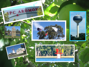 Shepparton Collage