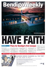 Bendigo Weekly Front Page