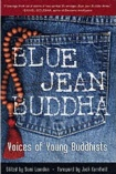 Blue Jean Buddha - Book Cover
