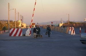 Iranian Border Post