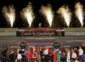 carols by candlelight, shepparton