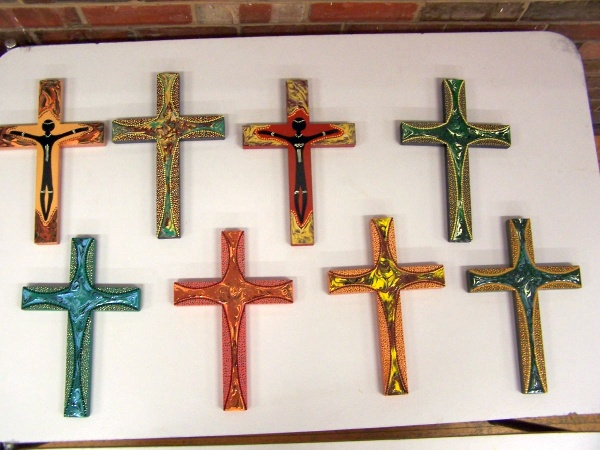 Aboriginal Crosses