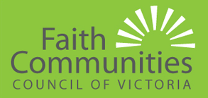 Logo for Faith Communities Council of Victoria