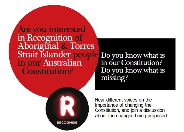 Recognise First Peoples in The Constitution