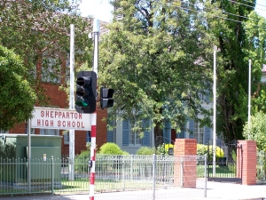 Shepparton High School
