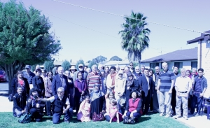 Group at Mooroopna Mosque