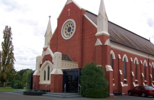 St Brendan's Church Shepparton