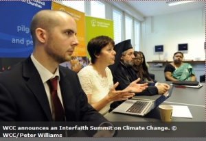WCC on climate change