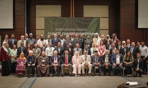 islamic declaration on climate change