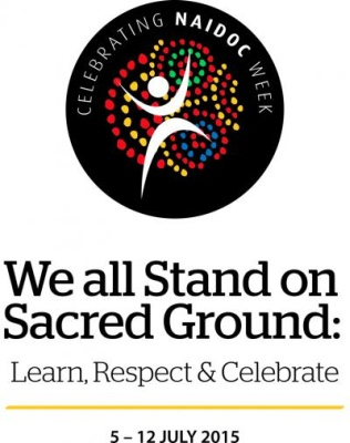 National NAIDOC Week 2015