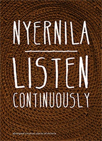 Nyernila Book Cover