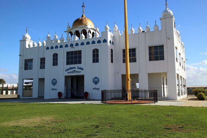 Sikh Gurduara Sahib Temple, Doyles Road, Shepparton