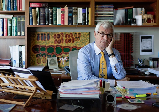 Noted Human Rights campaigner Julian Burnside will speak at Shepparton on 21 March 2017
