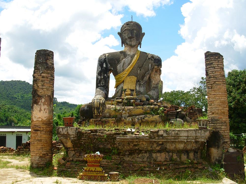 Buddha Statue, Laos
