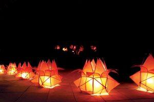 Vesak Lamps