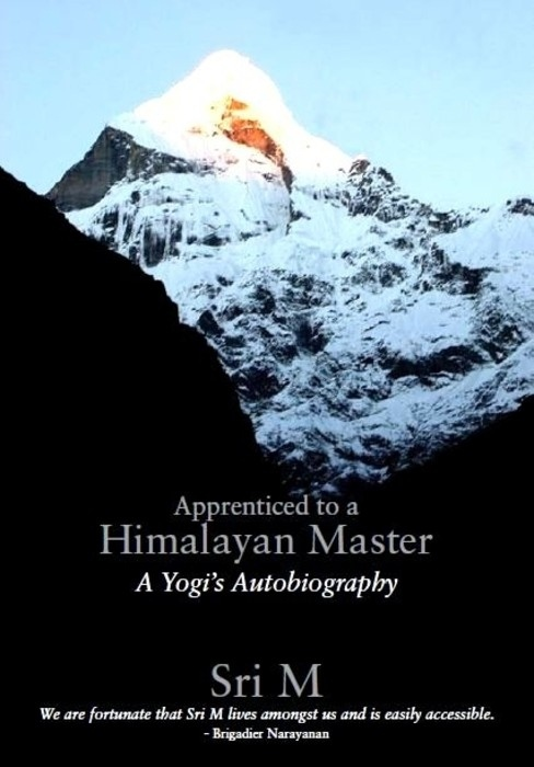 Book Cover - Apprenticed to a Himalayan Master