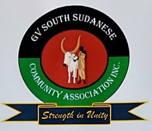 logo of south sudanese association goulburn valley