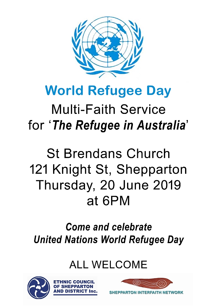 Multifaith Service for World Refugee Day