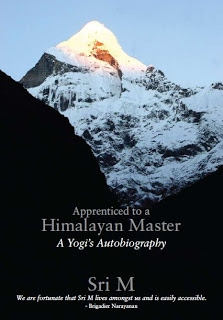 Book Cover Apprenticed to a Himalayan Master