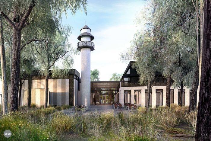Design of Mosque and Community Centre, Bendigo East