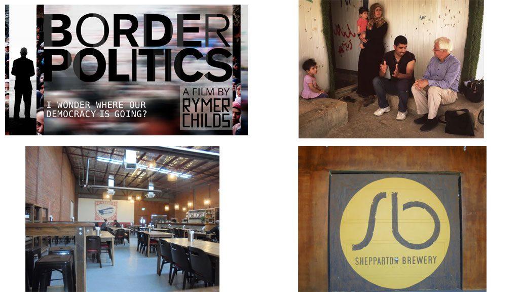 medley of border politics film and screening site