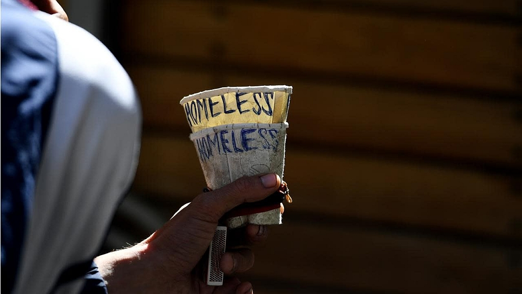 homeless cup