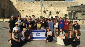 Jewish Youth at the Kotel