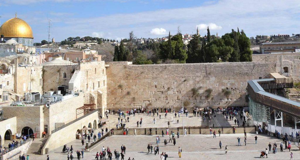Kotel - the western wall