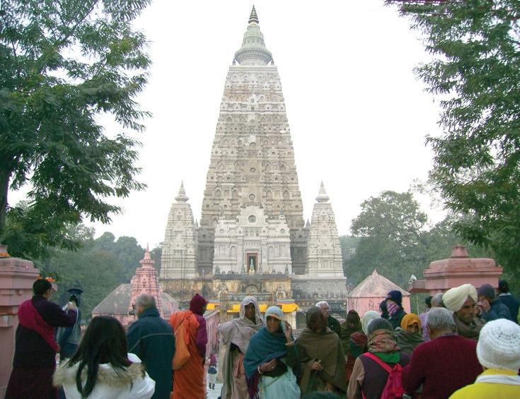Bodhyagaya Temple