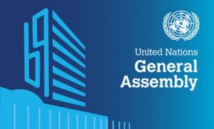United Nations General Assembly logo