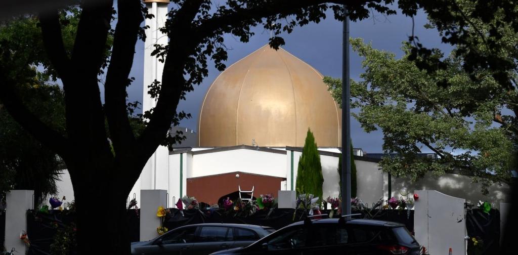 al-noor Mosque Christchurch