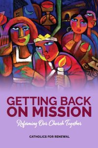 Book Cover - Getting Back on Mission