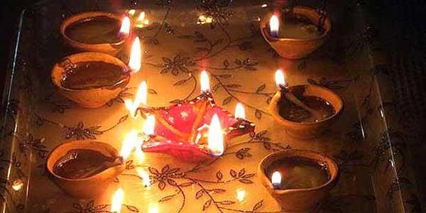 Diwali Lamps