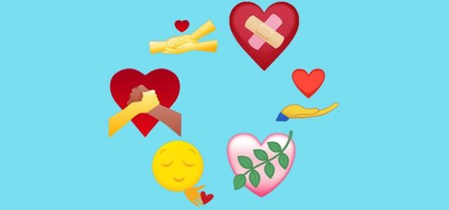 Forgiveness emoji's