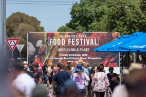 St Georges Road Food Festival