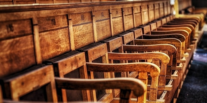 Synagogue Seats