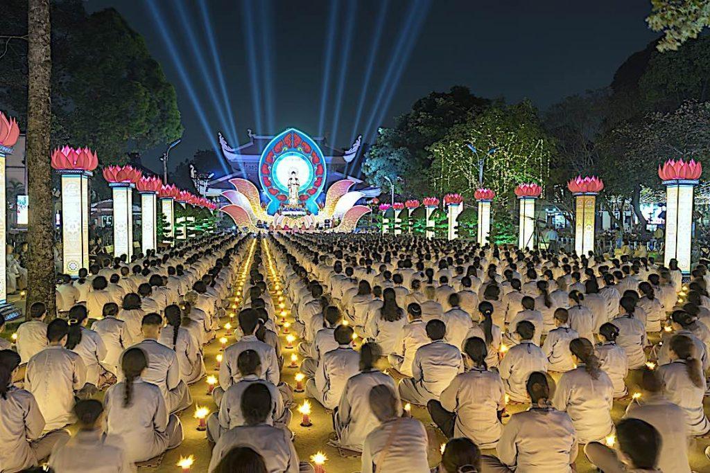 Buddhism - chanting nembutsu