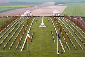The Australian National Memorial, Villers-Bretonneux, France