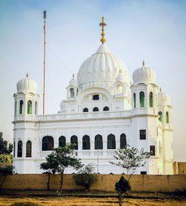 Gurdwara Darbar Sahib in Kartarpur Pakistan