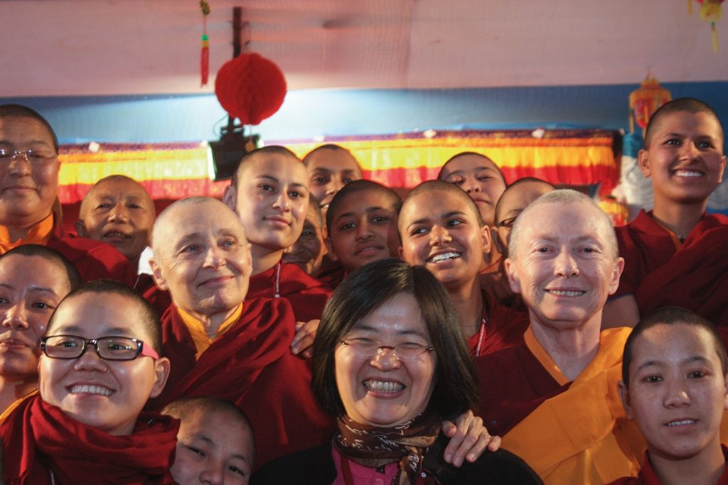 Bhikkuni's - Buddhist Nuns