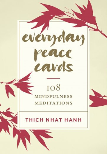 Cover - everyday peace cards
