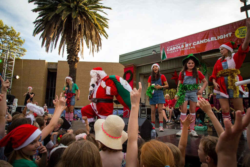 Shepparton Carols by Candlelight 2019