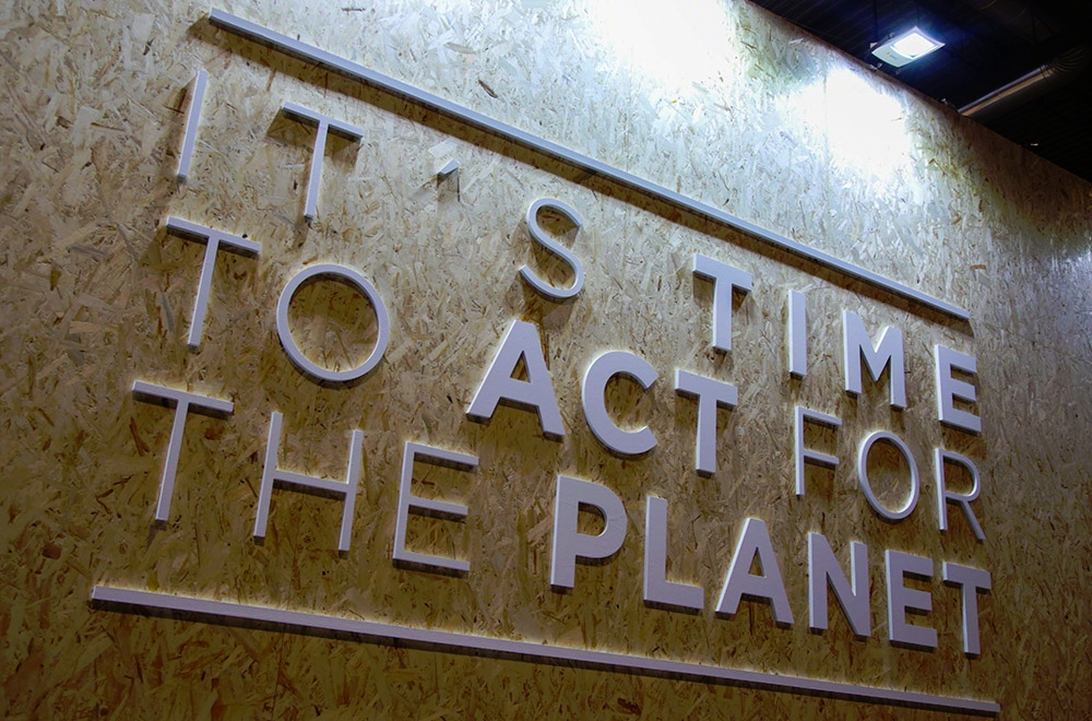 COP25 - Its time to act for the planet