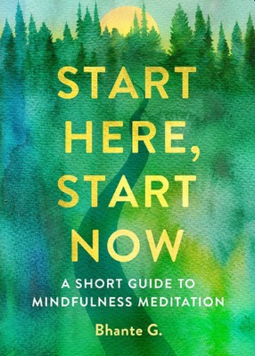 Book Cover - Start Here, Start Now