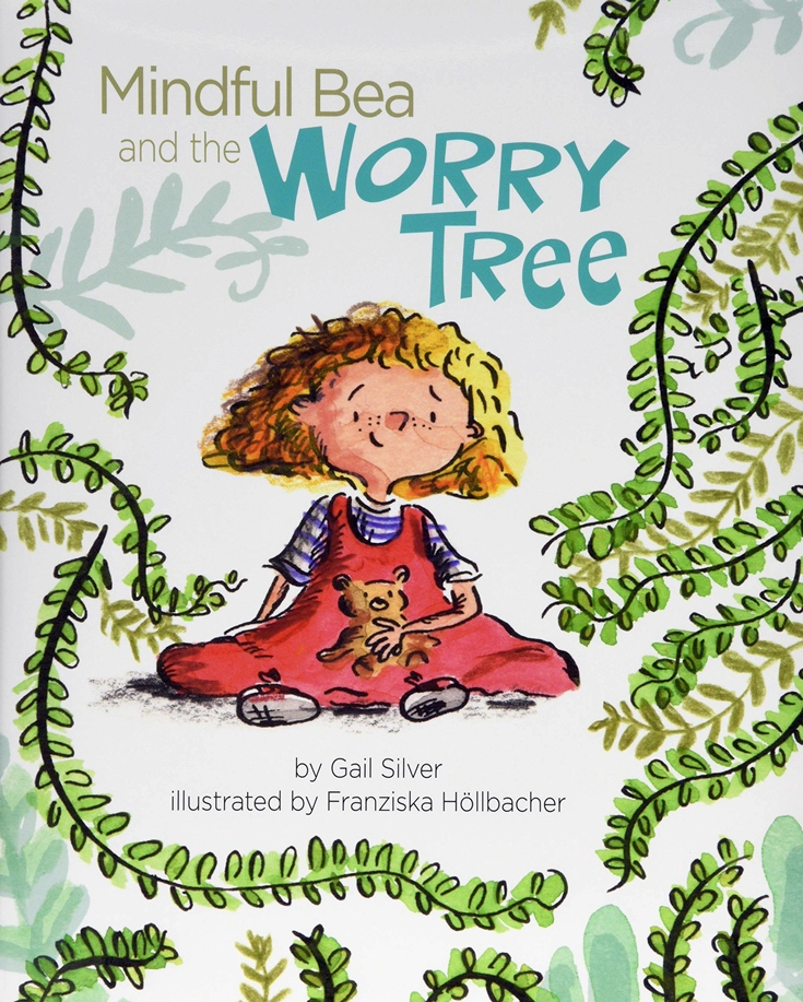 Book Cover - Mindful Bea and the Worry Tree