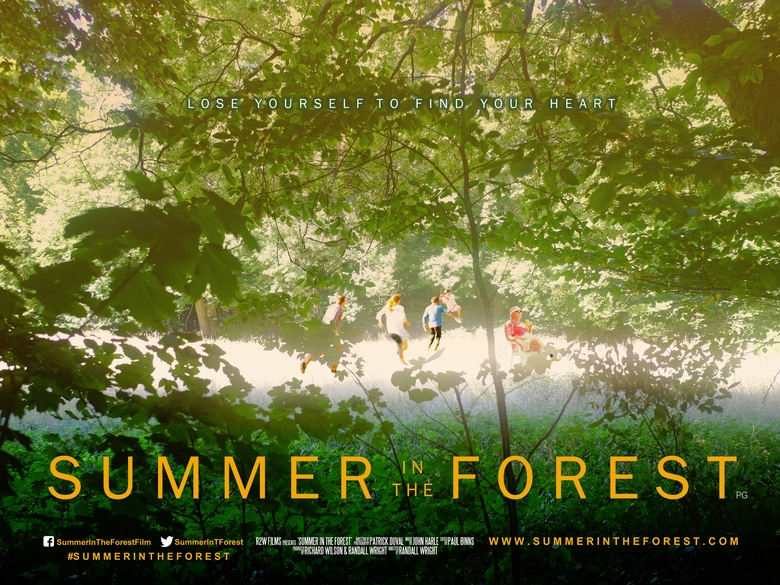 Summer in the Forest Flyer