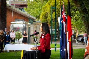 Cr Seema Abdjullah - Mayor of Shepparton