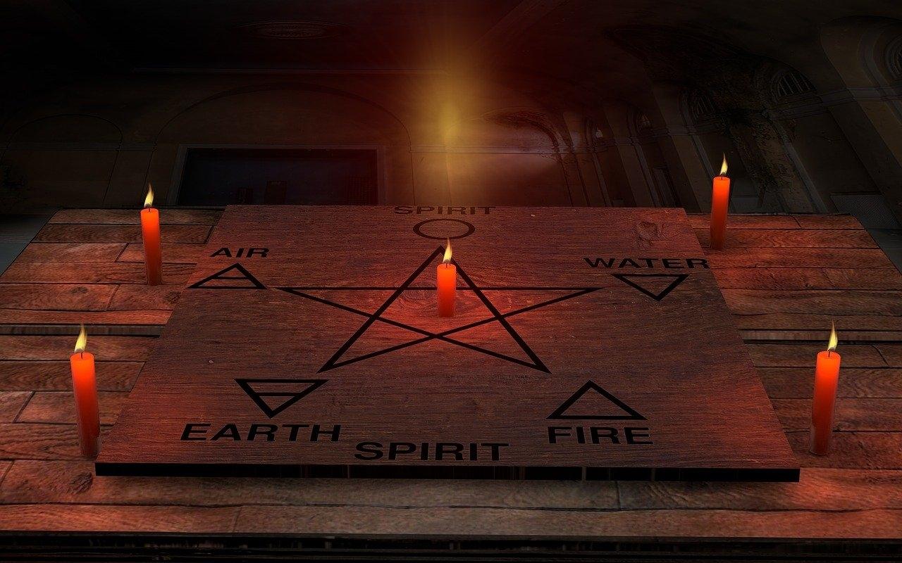 Pentagram and Elements