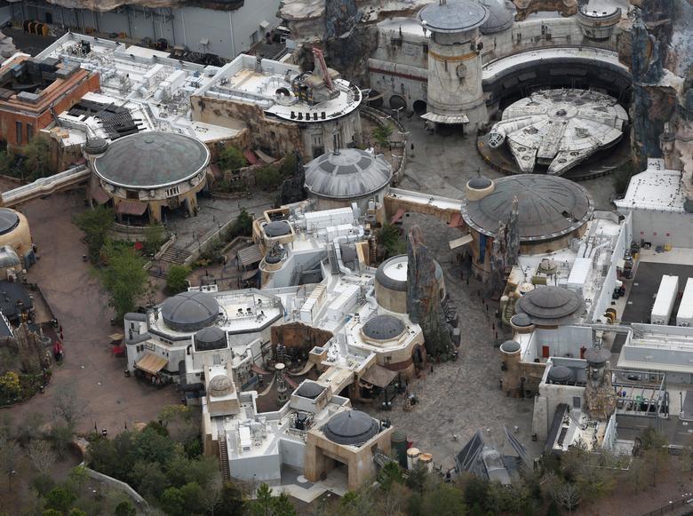Jedi Religion - the Millenium Falcon